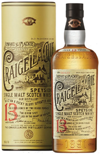 Craigellachie Scotch Single Malt 13 Year 750ml